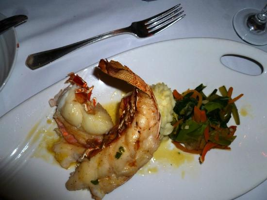 Couples Negril: Friday night lobster @ Otaheite