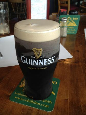 Cohill's Pub : A proper pint