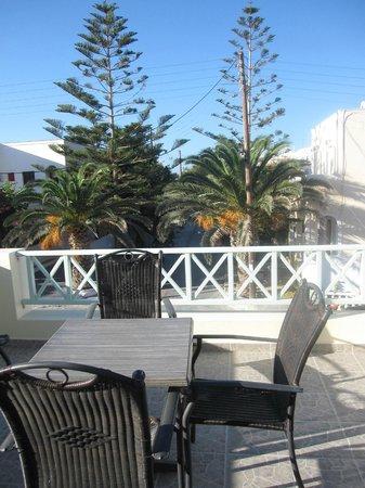 ذا بوت هاوس هوتل: Balcony 