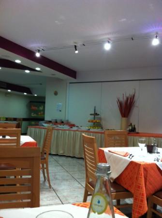 Hotel Adige: sala da pranzo