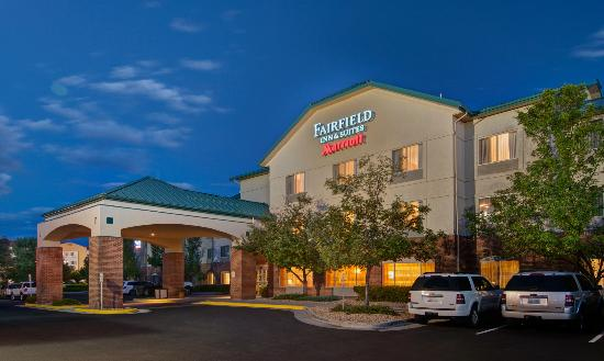 Fairfield Inn & Suites Denver Airport : Exterior