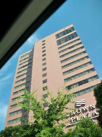 Delta Hotels by Marriott Richmond Downtown: Crowne Plaza Richmond