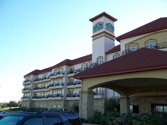La Quinta Inn & Suites Marble Falls: La Quinta Hotel Balcony Rooms