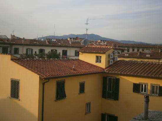 Hotel Andrea: view from room