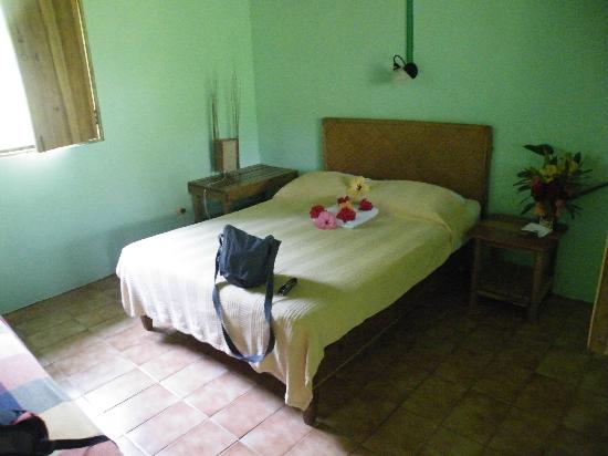 Atlantida Lodge: Charming cleaning