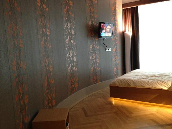 Amadi Park Hotel: Deluxe double