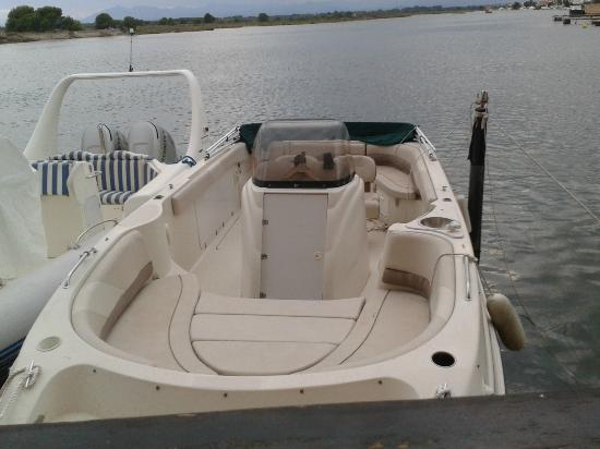 Meson El Cura : Et en bateau s'il vous plaît!!!