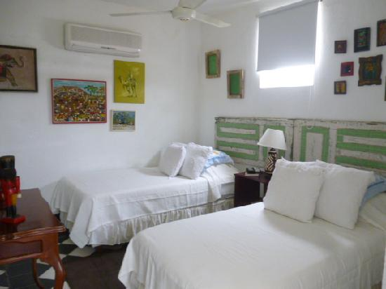Hotel Gourmet Plaza: Habitacion Aposentos