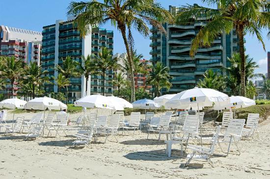 Riviera de Sao Lourenco: Serviço de Praia