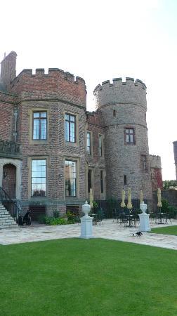Rowton Castle: Outside