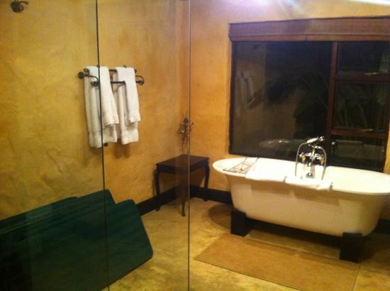 Woodall Country House and Spa: bagno