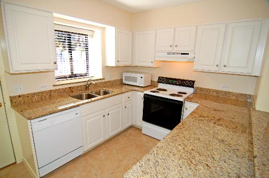 Ocean Cove Club at Palmetto Dunes : Kitchen