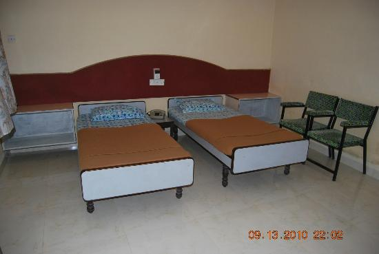 Hotel Ankur: room