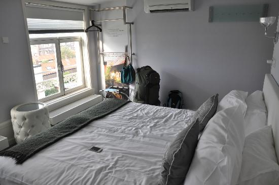 Hotel Mozaic Den Haag: Cozy 2p Room