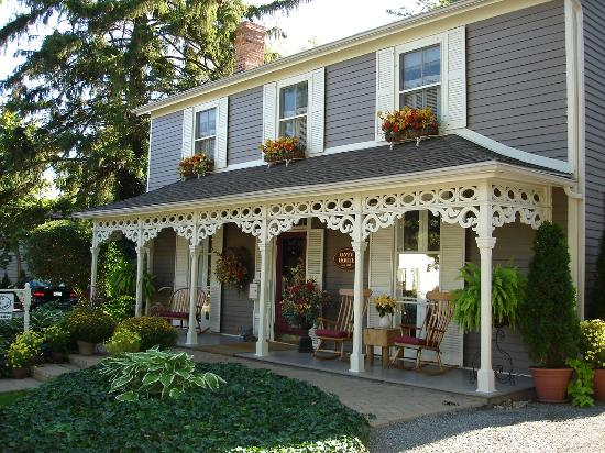 Historic Davy House B&B Inn: Front of house