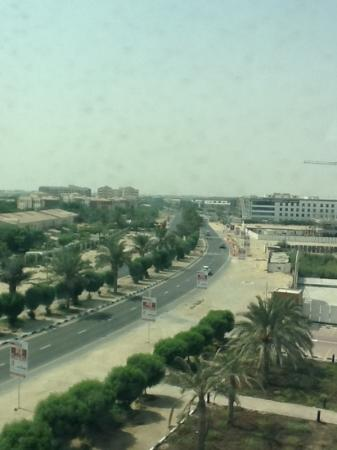 Premier Inn Dubai Investments Park Hotel: room view