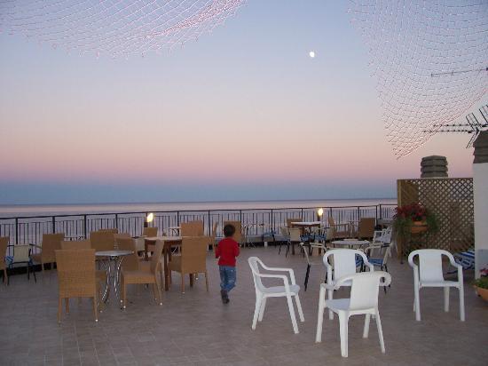 Hotel Belsit: Terrazza