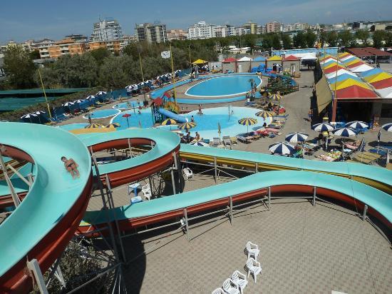Hotel A Sottomarina Con Piscina