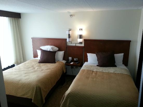 Hyatt Place Chicago/Schaumburg: Guest room