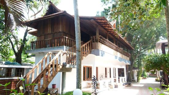 Akhil Beach Resort: Kerala-Style House