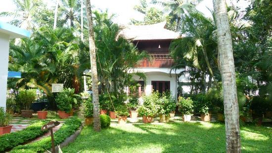 أخيل بيتش ريزورت: Kerala-Style House