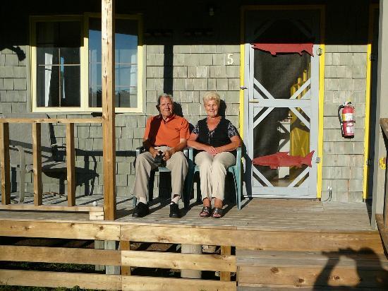 Big Intervale Fishing Lodge : Chalet