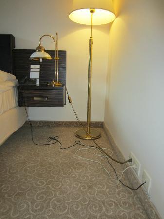 Qubus Hotel Wroclaw: dit toont het niveau van deze viersterren kamer.
