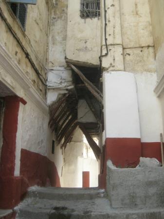 Casbah d'Alger : haute casbah