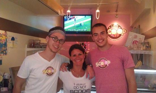 PtownScoop: Scoop Family!!!  Dima, Coco & Stoyan