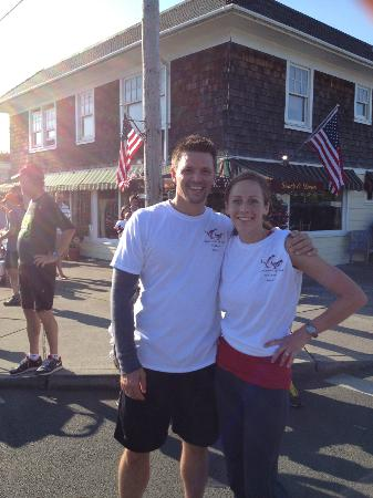 ‪‪Gearhart Ocean Inn‬: The Gearhart 4th of July Fun Run