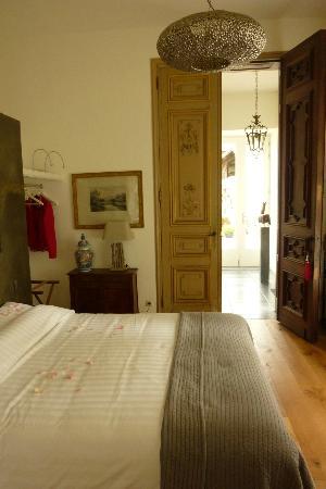 Villa Bayard: Our room
