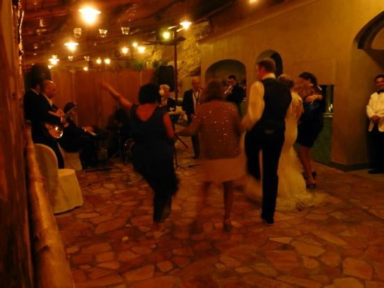Santa Caterina Hotel: music and dance