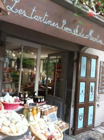 Les Tartines de Martine: fun for a date, with friends, or with children.