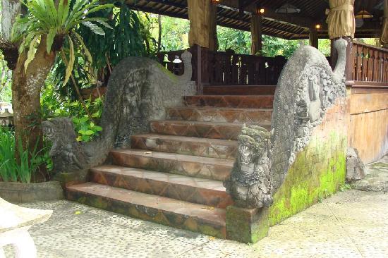 Pendawa Hotel: Hotel Grounds