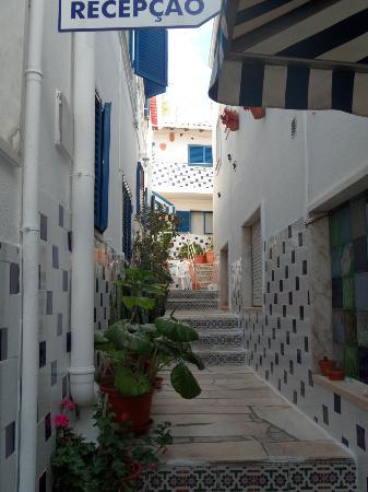 Vila Turistica Conde Fidalgo : Entrée de la guesthouse