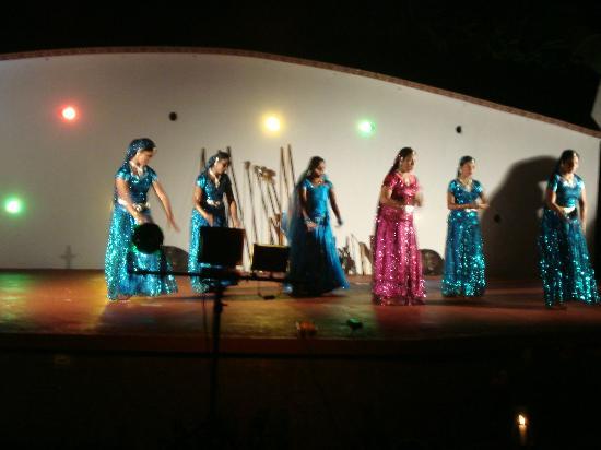 Bethsaida Hermitage: the evening performance