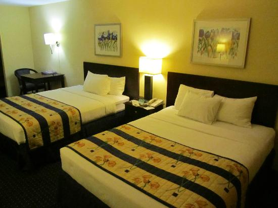 Best Western Annapolis : 2 Queensize Betten