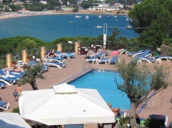Hotel GHT S'Agaro Mar Hotel: Pool