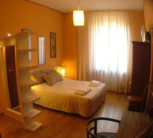 B&B Effegi: A. Double bedroom