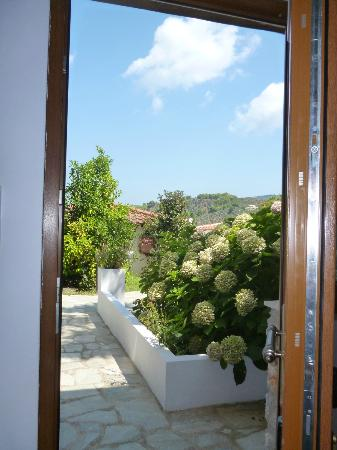 Skiathos Island Suites : View from suite