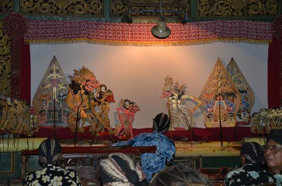 Villa Pondok Terra Yogyakarta : Wayang Kullit