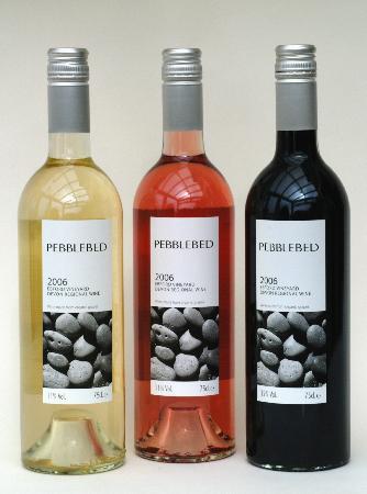 Pebblebed Vineyard: Pebblebed Wines
