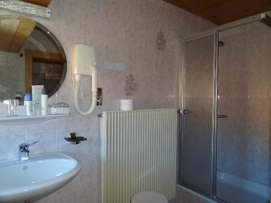 Hotel Urthaler: bagno