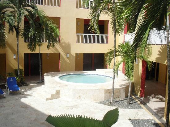 Caribe Club Princess Beach Resort & Spa: jacuzzi