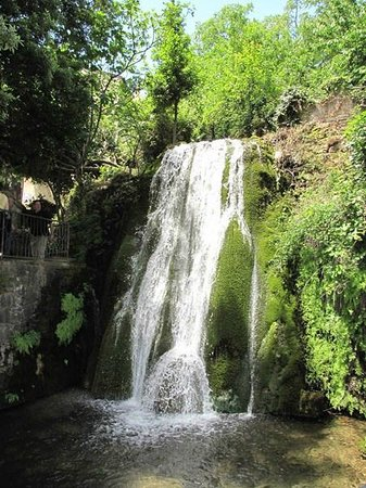Cascata Sadali
