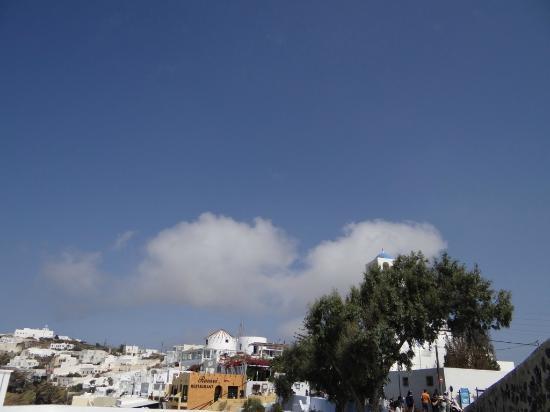 Reverie Santorini Hotel: Firostefani