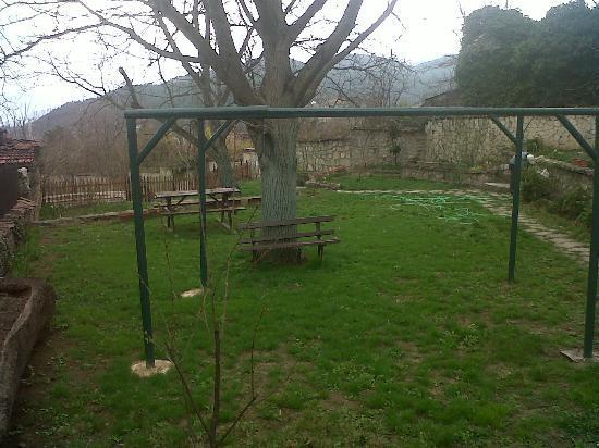 Rasitler Bag Evi: bahçe