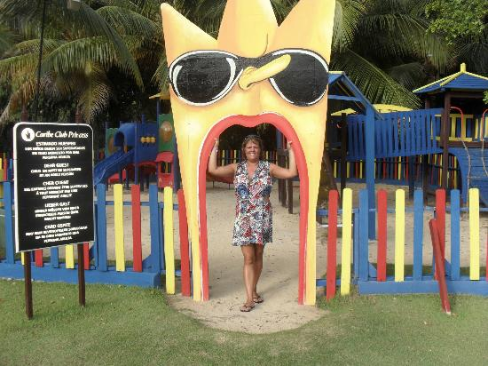 Caribe Club Princess Beach Resort & Spa: Kids play area