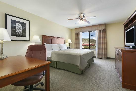 Homewood Suites by Hilton Denver Littleton: Most suites include spectacular views of the foothills of the Rocky Mountains.