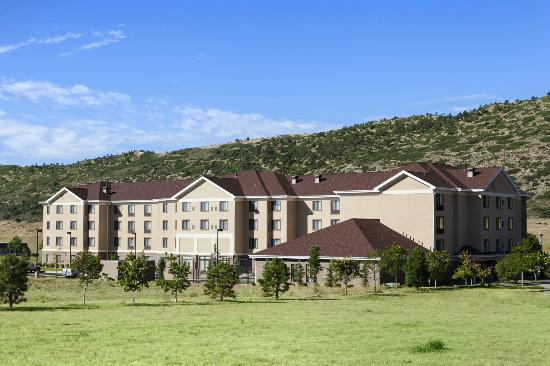 Homewood Suites by Hilton Denver Littleton: Ideally located at C-470 and Ken Caryl, the hotel boasts magnificent views.